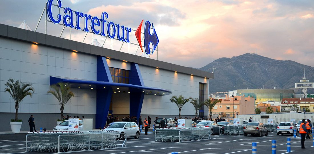 Amazon podría comprar a Carrefour